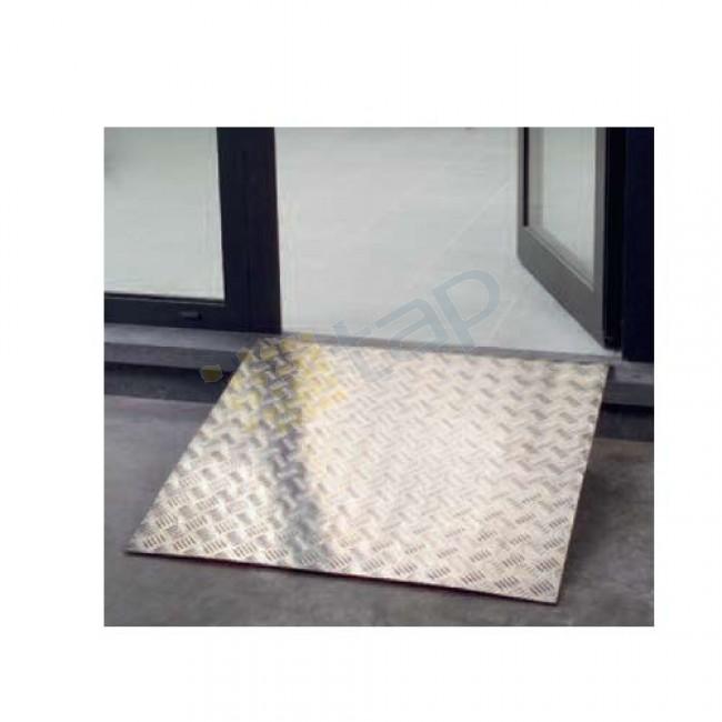 Rampa di alluminio for Rampe di carico per container