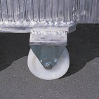 Ruote per carrello di carico verticale