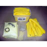 Kit intervento di assorbenti per prodotti chimici