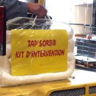 Kit di intervento per prodotti chimici