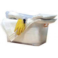 Kit assorbente per prodotti chimici