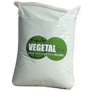 Assorbente vegetale ignifugo verde