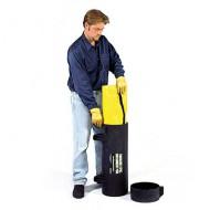 Box di stoccaggio per vasca di ritenzione liquidi  flessibile