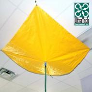 Imbuto di raccolta condensa e perdite - Misure: 155x155 mm.
