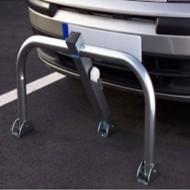 Barriera di parcheggio pieghevole economica