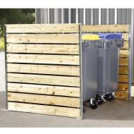 Mascheramenti per contenitori rifiuti