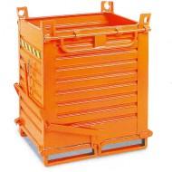 Contenitore con fondo rimovibile 2 pannelli 800 litri