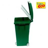 Contenitore da 80 litri verde