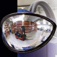 Specchio industriale 85 cm