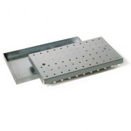 Opzione griglia per armadio di sicurezza larghezza 500 mm
