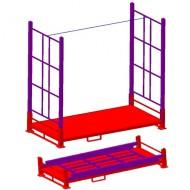 Pallet a misura per lo stoccaggio di pneumatici (PP1)