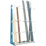 Scaffale per lo stoccaggio verticale 1800 mm - Elemento di base