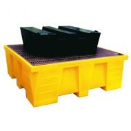 Rialzo per GRG/IBC in PEAD per vasche di raccolta