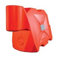 Separatore di vie - Modello piccolo- Rosso