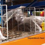 Séparateur pour plancher métallique - 950x300 mm
