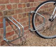 Supporto a muro per biciclette a 1 posto