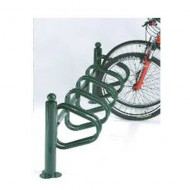 Supporto per biciclette da 5 posti