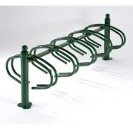 Supporto per biciclette da 10 posti