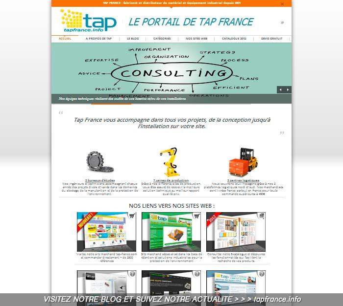 Blog Tap France