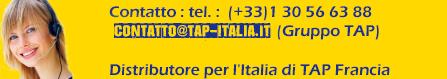 contactez Tap France